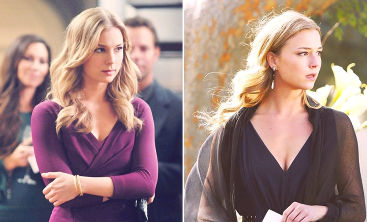 Fashion Revenge : Les plus beaux looks d'Emily Thorne