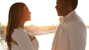 Les sublimes photos du mariage de Tina Knowles!