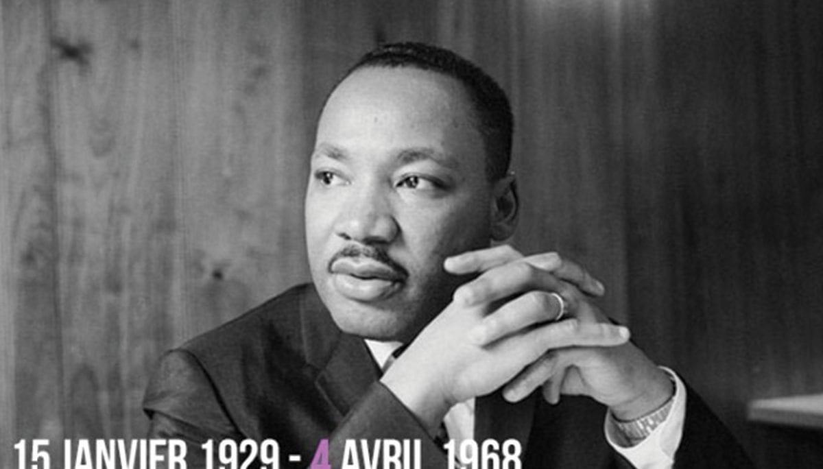 Les 10 plus belles citations de Martin Luther King