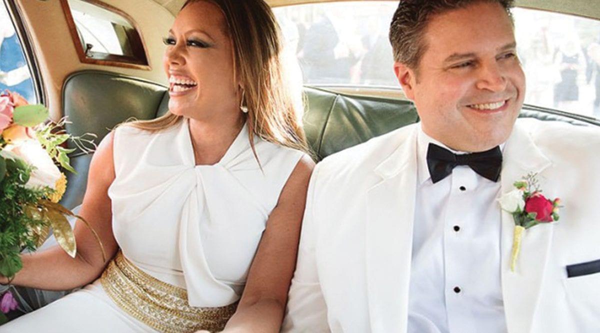 Read more about the article Les photos du mariage de Vanessa Williams sont féériques