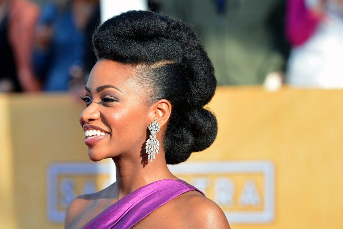 Read more about the article 30 idées coiffures pour cheveux afros inspirées de Teyonah Parris