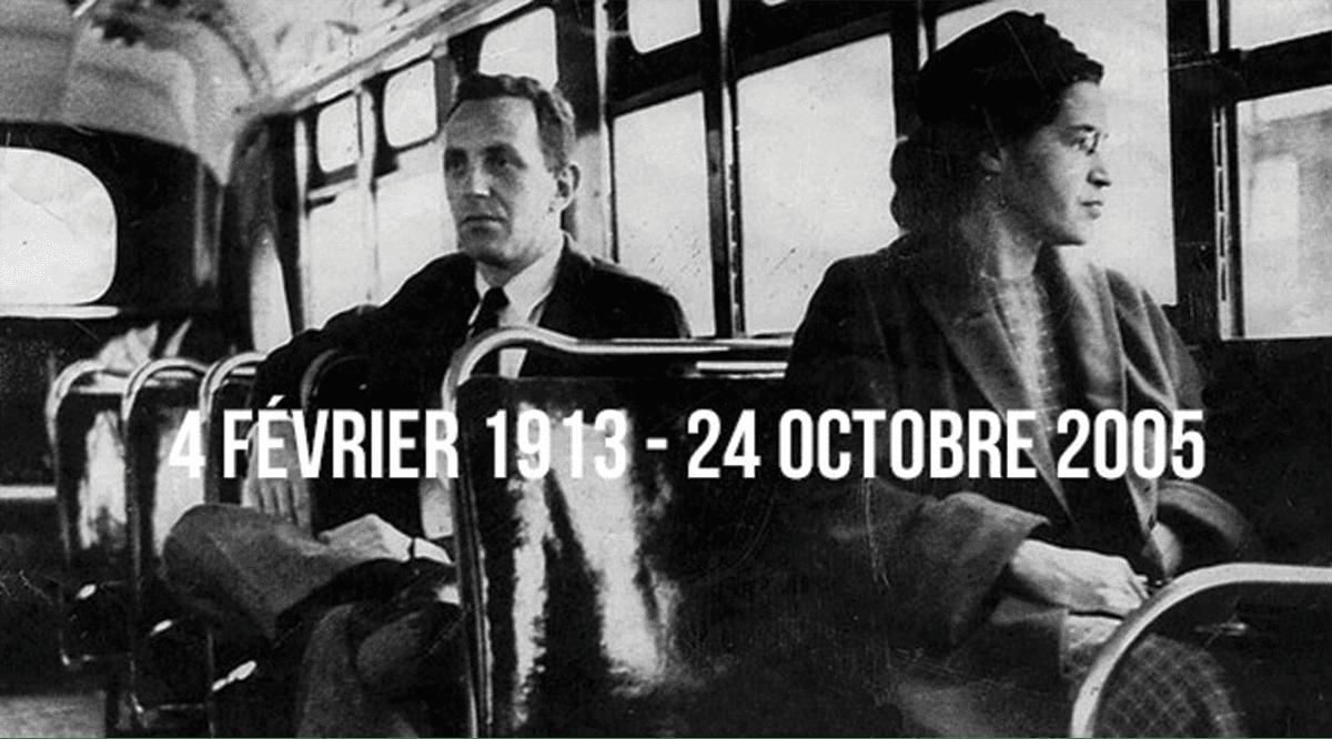 10 citations puissantes de Rosa Parks – celle qui a osé dire non !