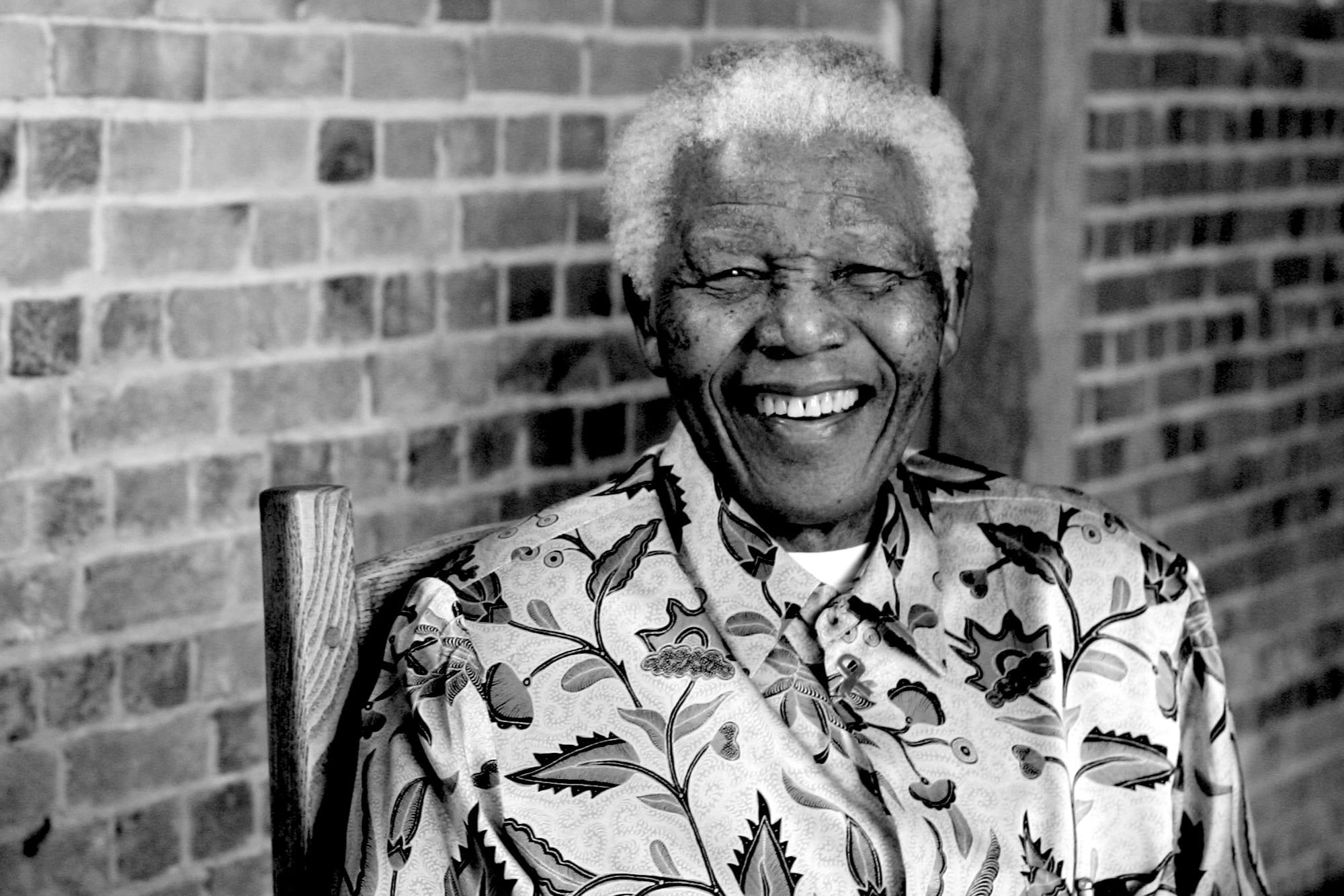 Read more about the article 20 Citations Inspirantes de Nelson Mandela Sur Le Succès