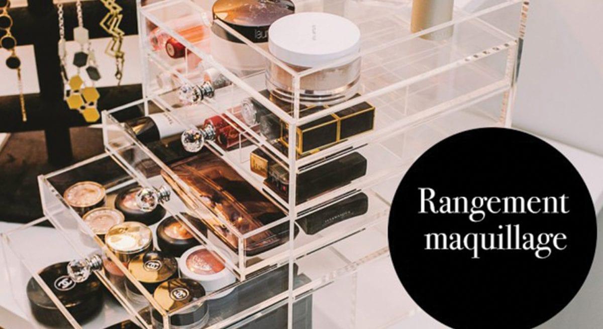 Read more about the article 8 rangements makeup qui vont vous faciliter la vie !