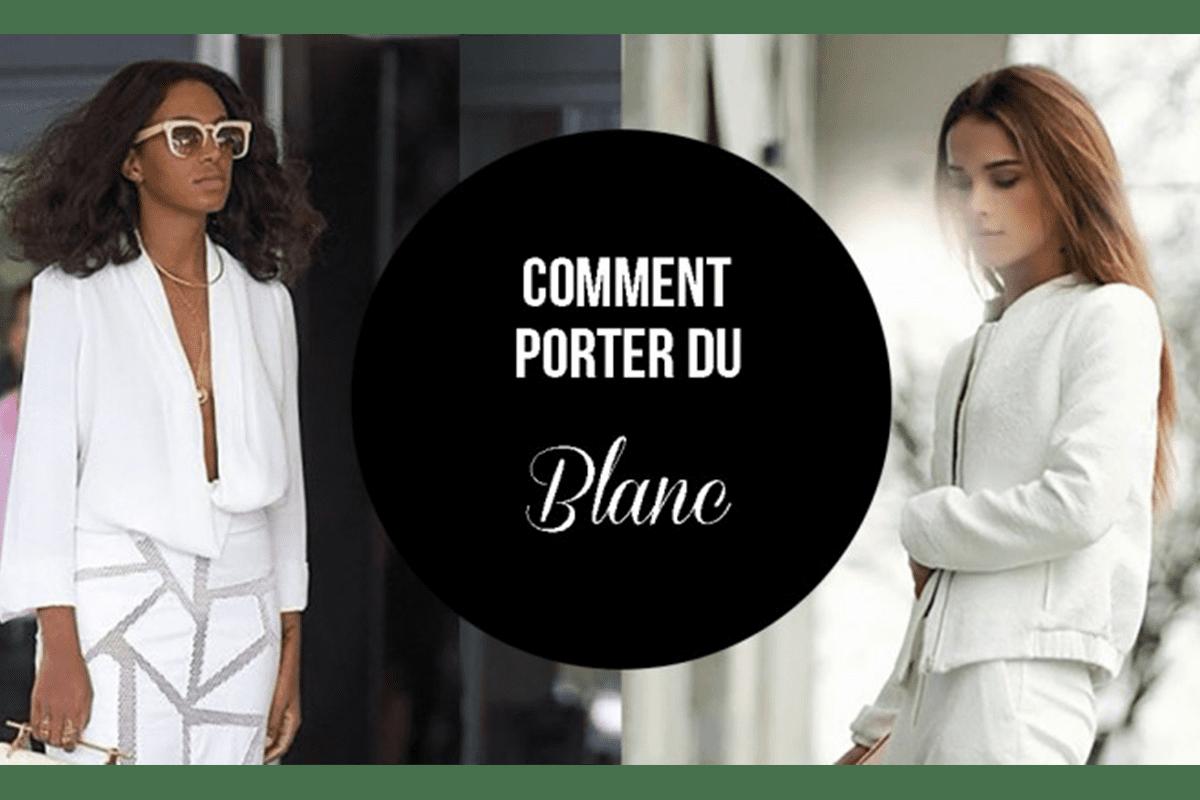 Read more about the article 3 points à prendre en compte lorsqu'on choisit de s'habiller en blanc