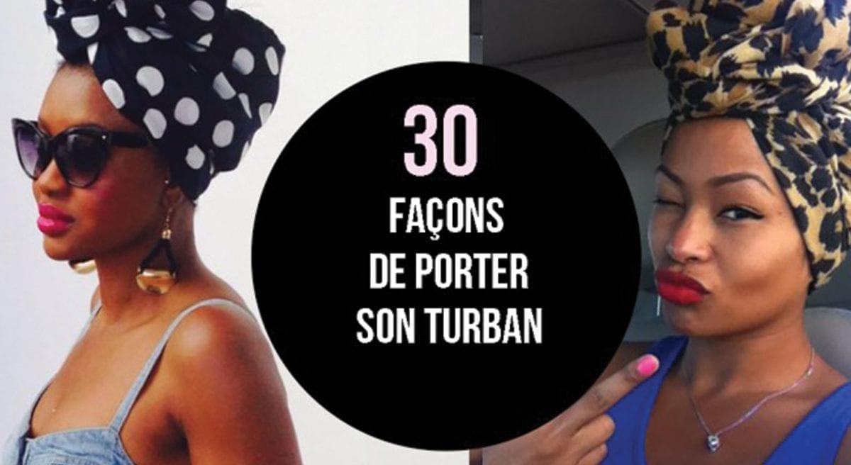 Read more about the article 30 Façons de Porter le Turban