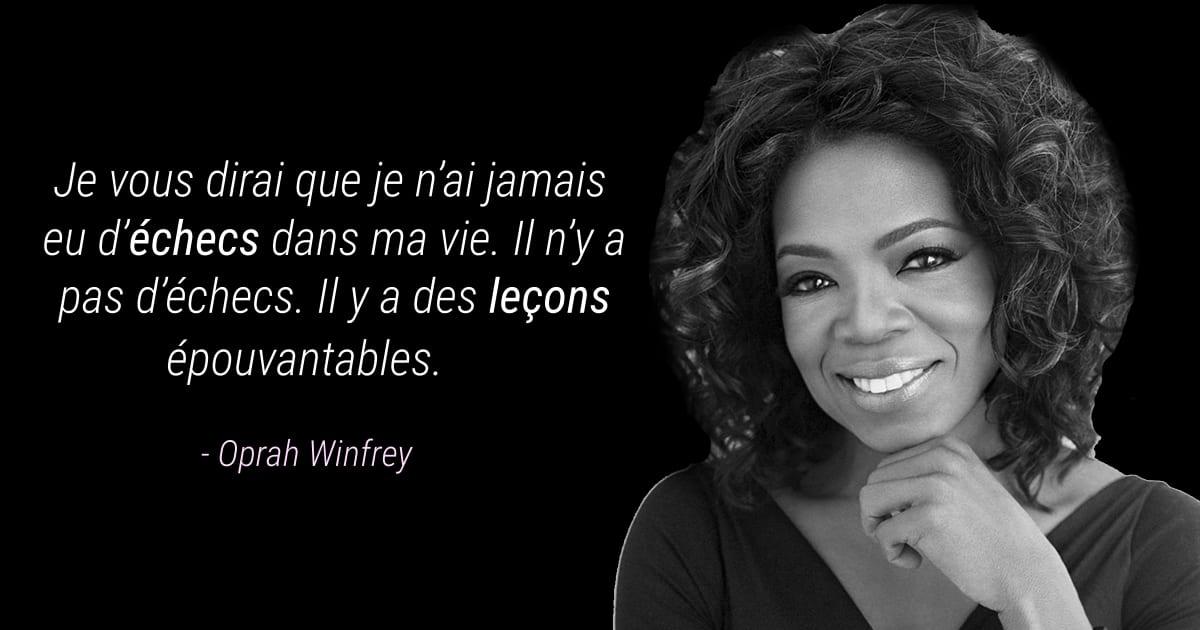 14 Citations D Oprah Winfrey Pour Réaliser Ses Rêves