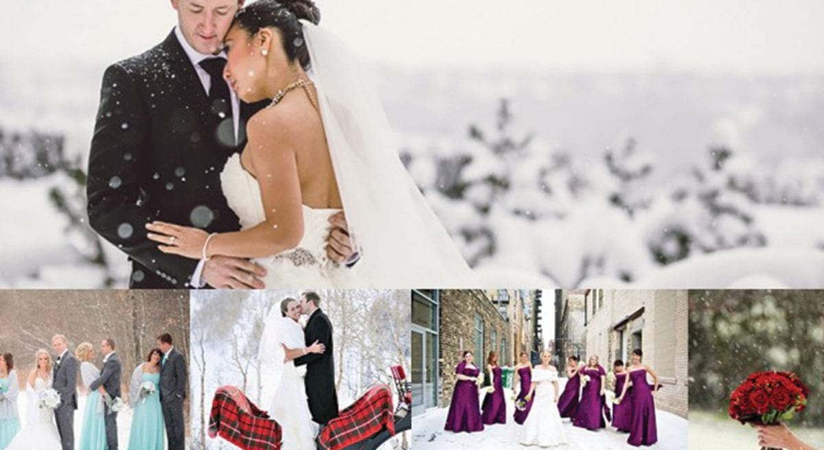 Read more about the article 100 sublimes mariages d'hiver