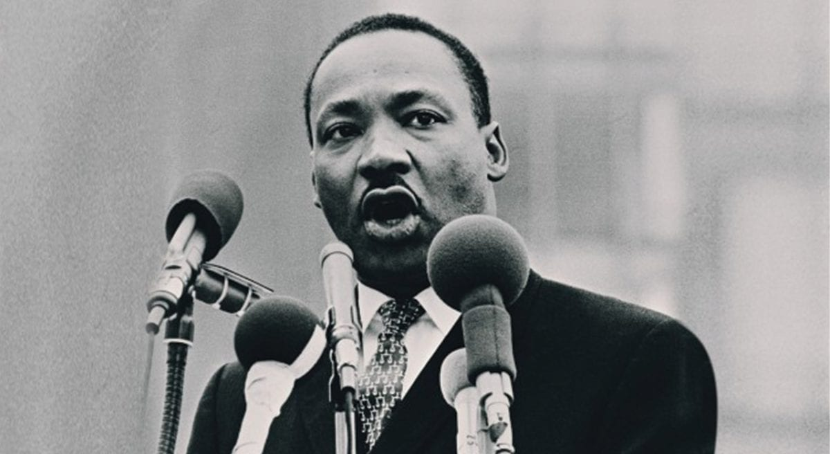 5 leçons de carrière à retenir de Martin Luther King