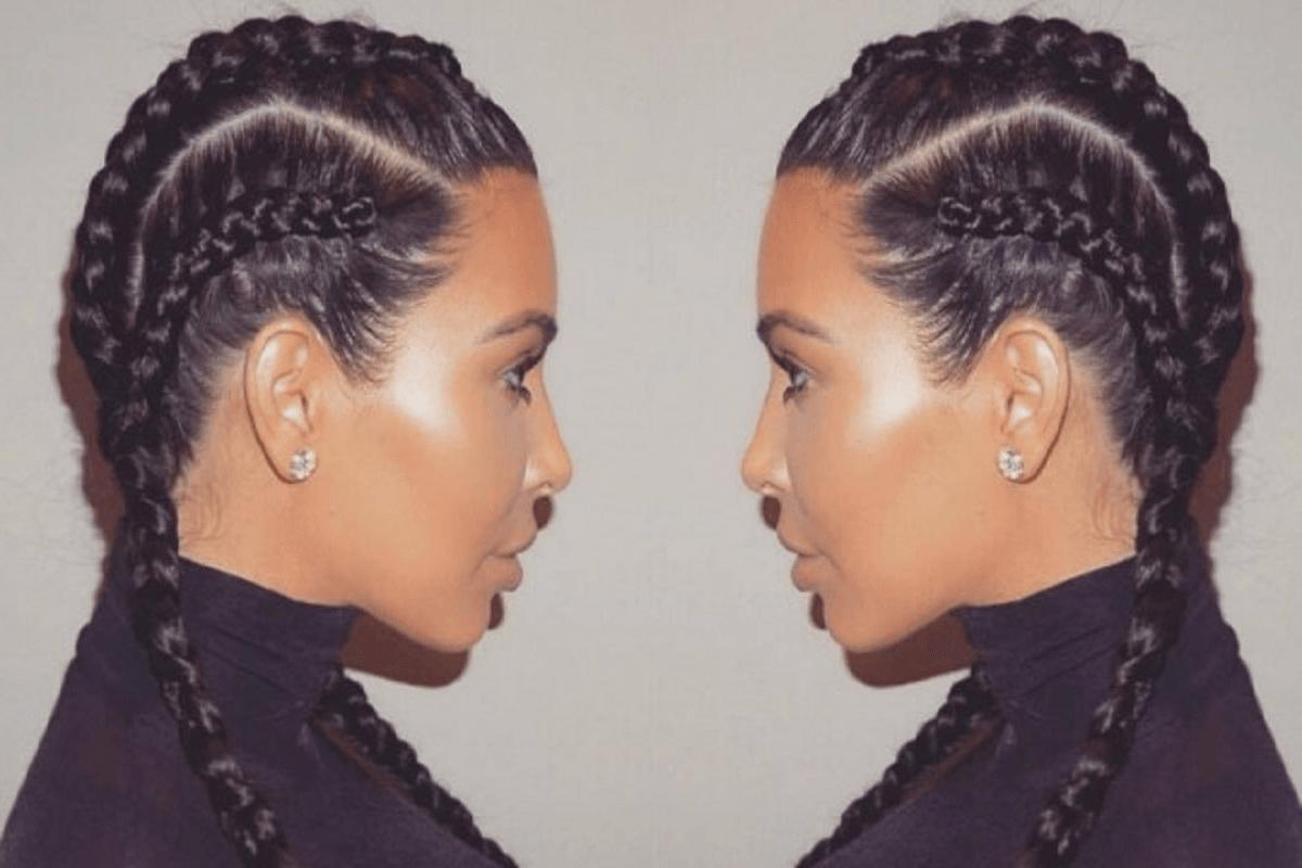 30 inspirations coiffures pour réaliser vos Boxer Braids
