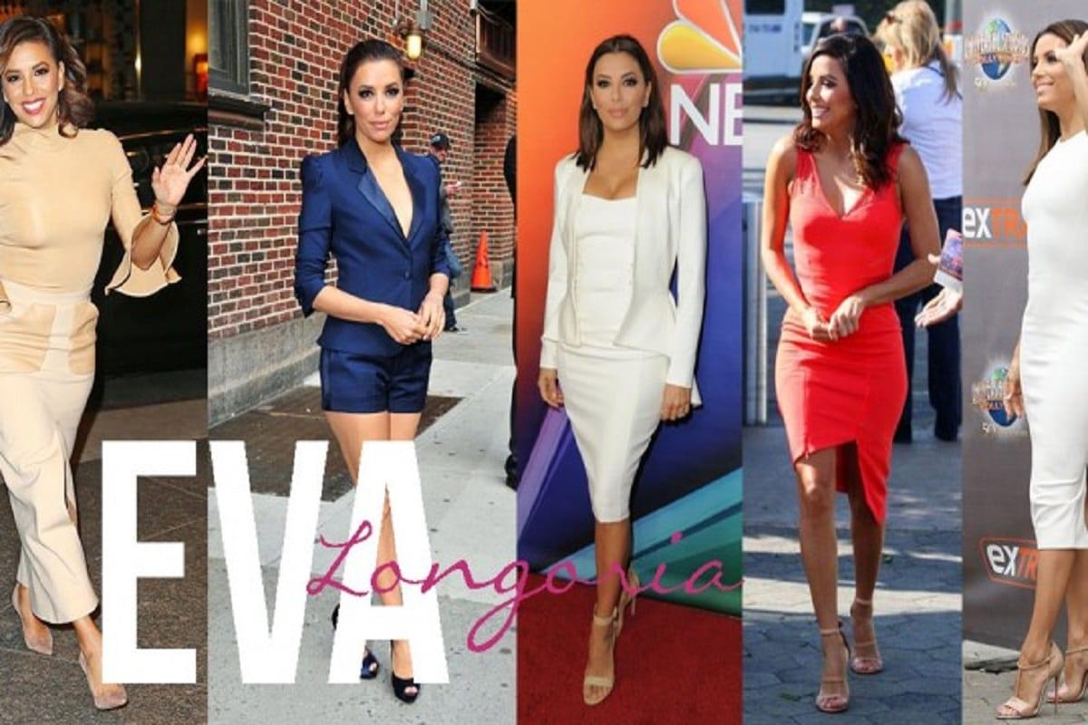 Read more about the article Tout lui va ! Focus sur 20 looks de notre Latina préférée Eva Longoria