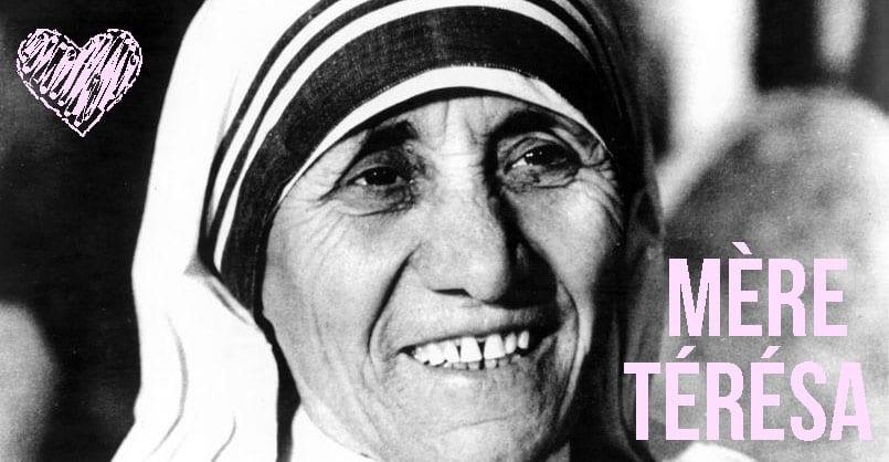 Modèle de bonté et d'altruisme: 10 citations inspirantes de Mère Teresa