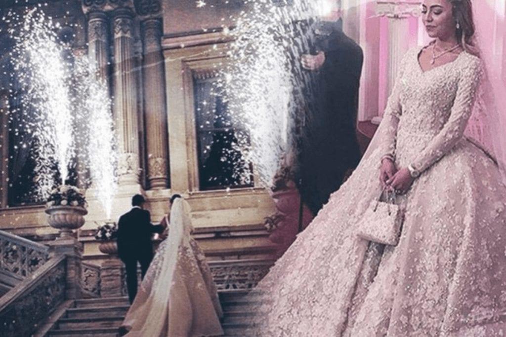 Read more about the article Les 20 plus belles photos du mariage le plus cher du monde !