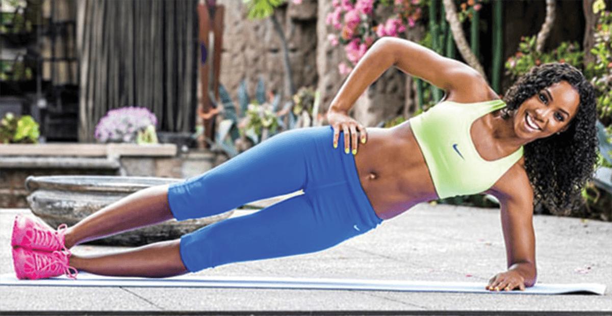 Les 3 exercices favoris de Kelly Rowland pour garder un corps de rêve !