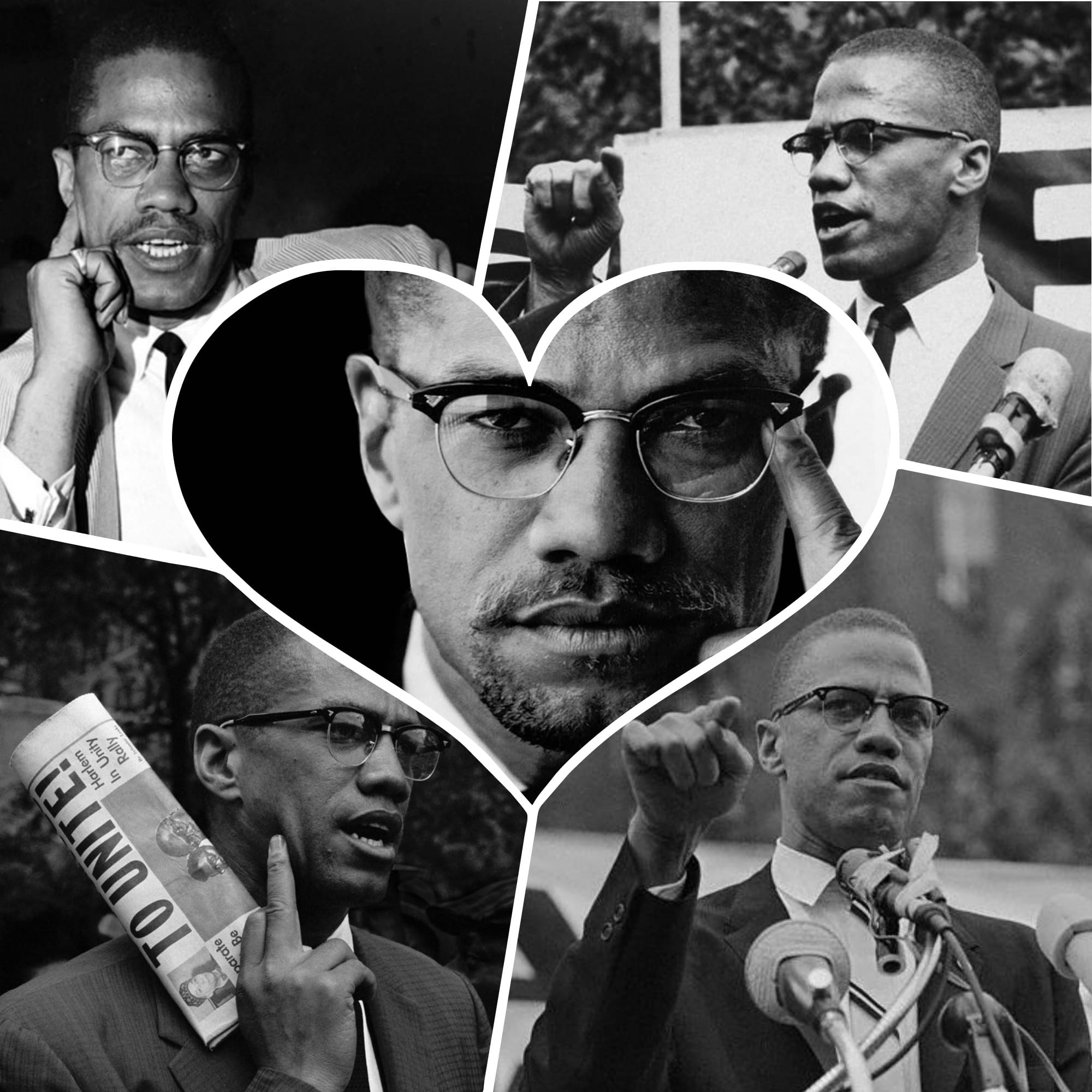 malcom x mlk compare Free essay: martin luther king jr and malcolm x were very significant during the civil rights movement both were excellent speakers and shared one goal but.