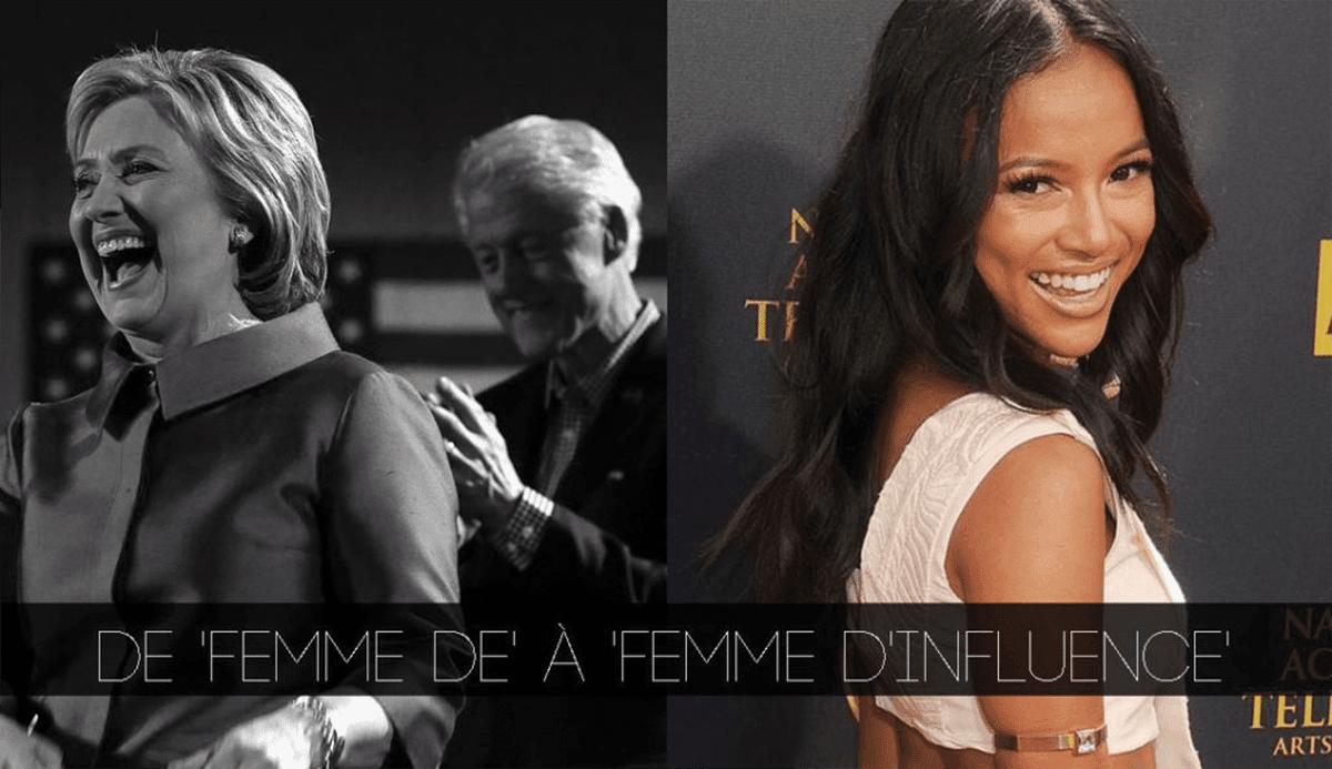 5 façons de passer de 'Femme de'  à  'Femme d'Influence'