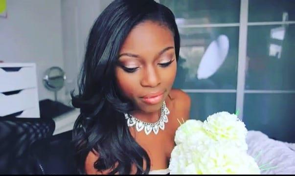 3 cl s pour avoir un maquillage lumineux son mariage. Black Bedroom Furniture Sets. Home Design Ideas