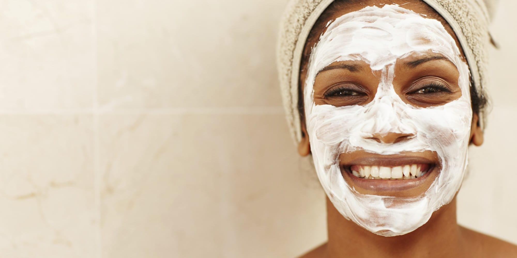 Taking good care of my skin