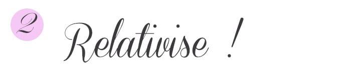 relativise
