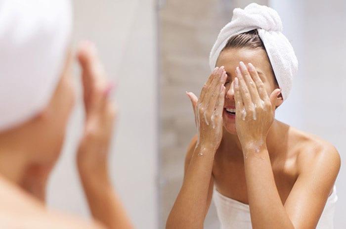 se-laver-le-visage