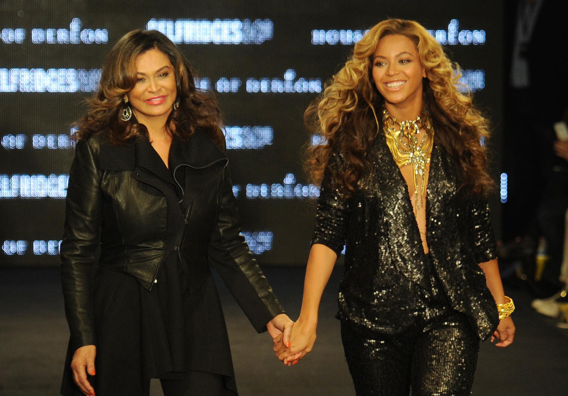 Beyoncé & Mum