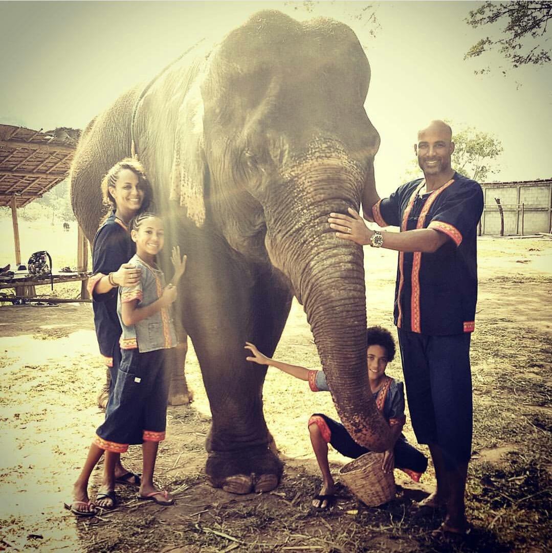 boris-kodjoe-family