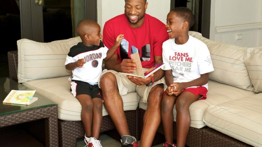 dwyane-wade-with-sons
