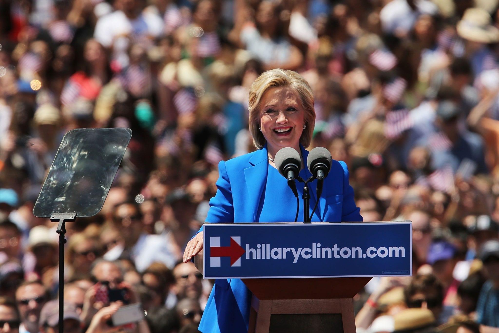Les 4 stratégies d'Hillary Clinton pour devenir la prochaine Présidente des États-Unis !