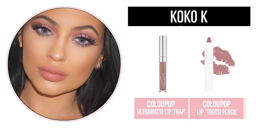 koko-k-lip-kit-dupes
