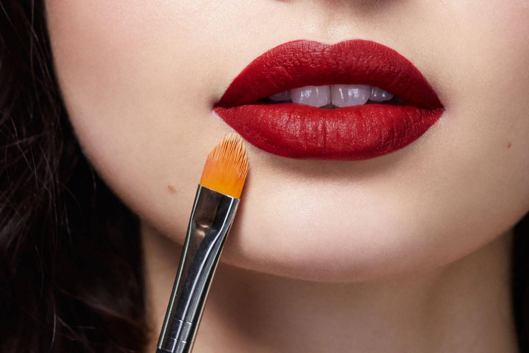 lèvres pulpeuses anti cerne