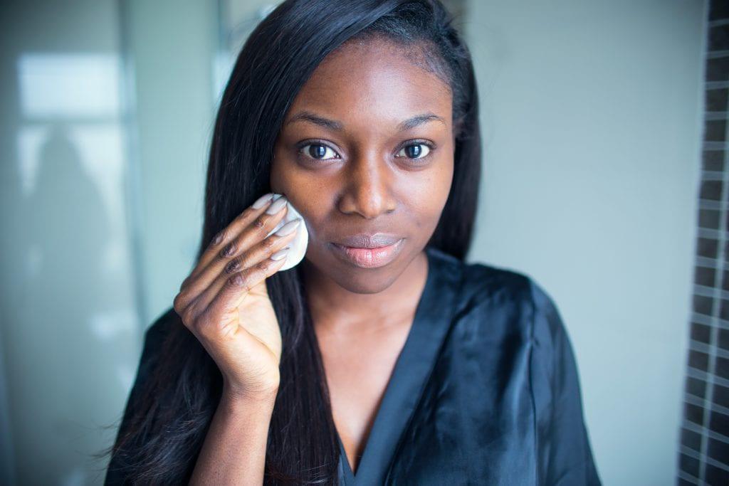 réduire pores dilatés