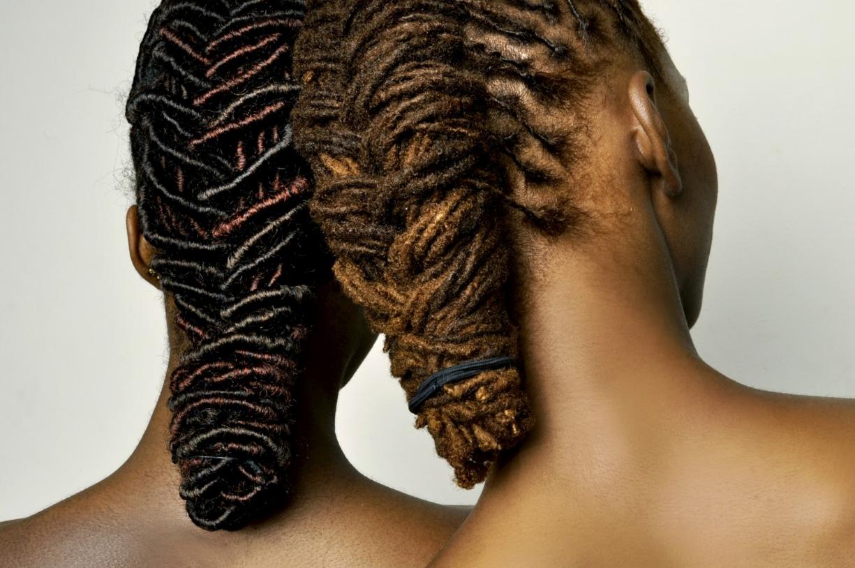 8 idu00e9es coiffures u00e0 faire avec ses locks (ou ses fausses locks)