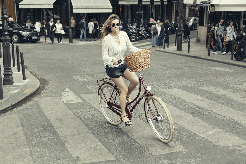 Vélo+hybride+pour+femme+Montréal+boutique+de+vélo