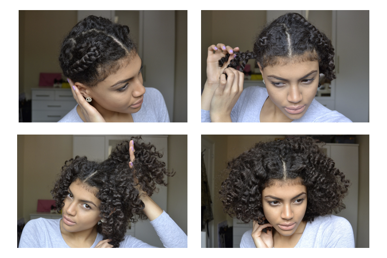 Comment avoir les cheveux crepus boucles