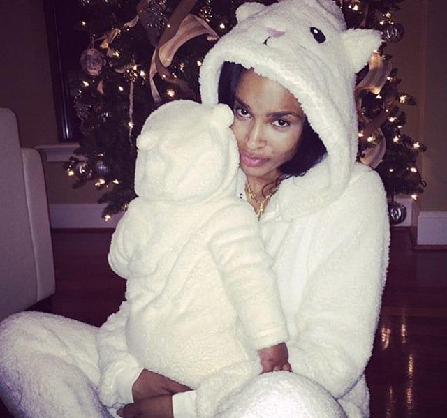 ciara-baby-future-matching-pajamas-instagram