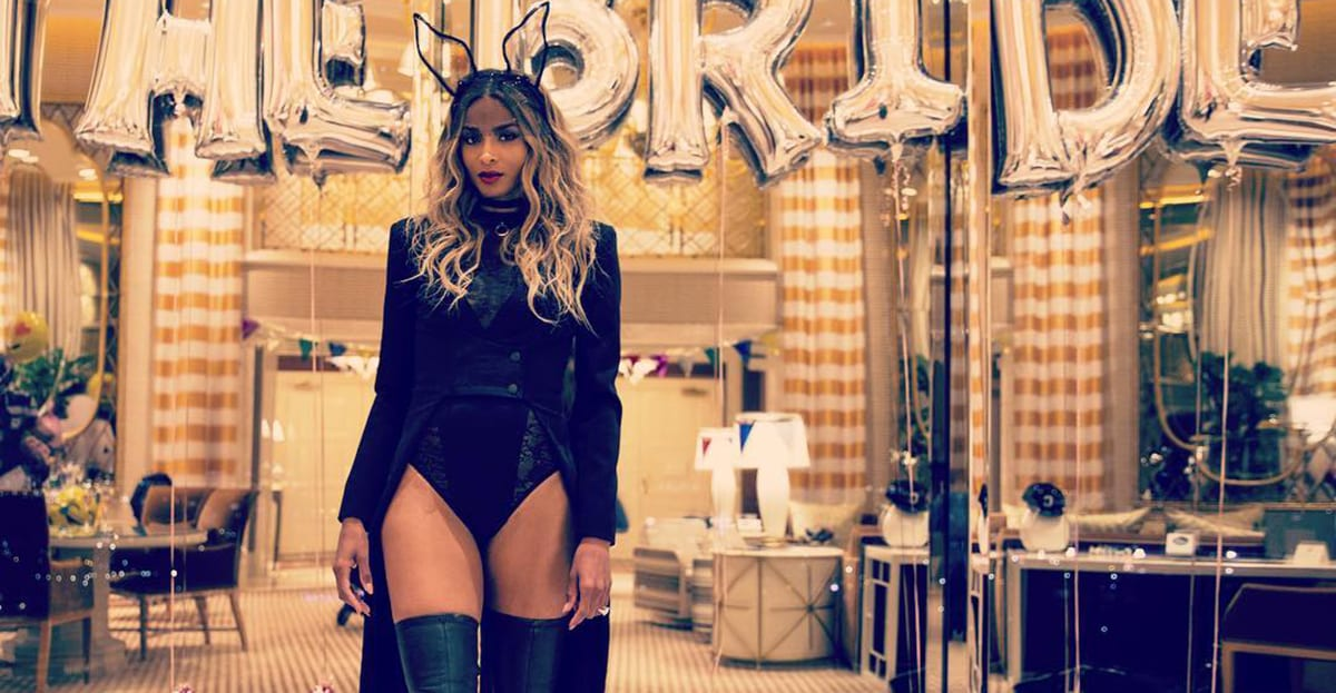 Ciara : 8 photos de son enterrement de vie de jeune fille à Vegas