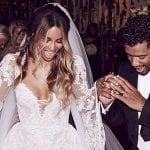 Surprise ! Ciara et Russell Wilson se sont dit OUI !