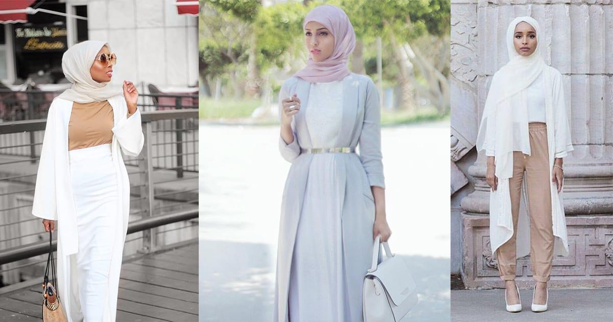 b95c0083801 ... 2016 hijab style. 50 idées de tenues pour porter MAGNIFIQUEMENT son  voile cet été ...
