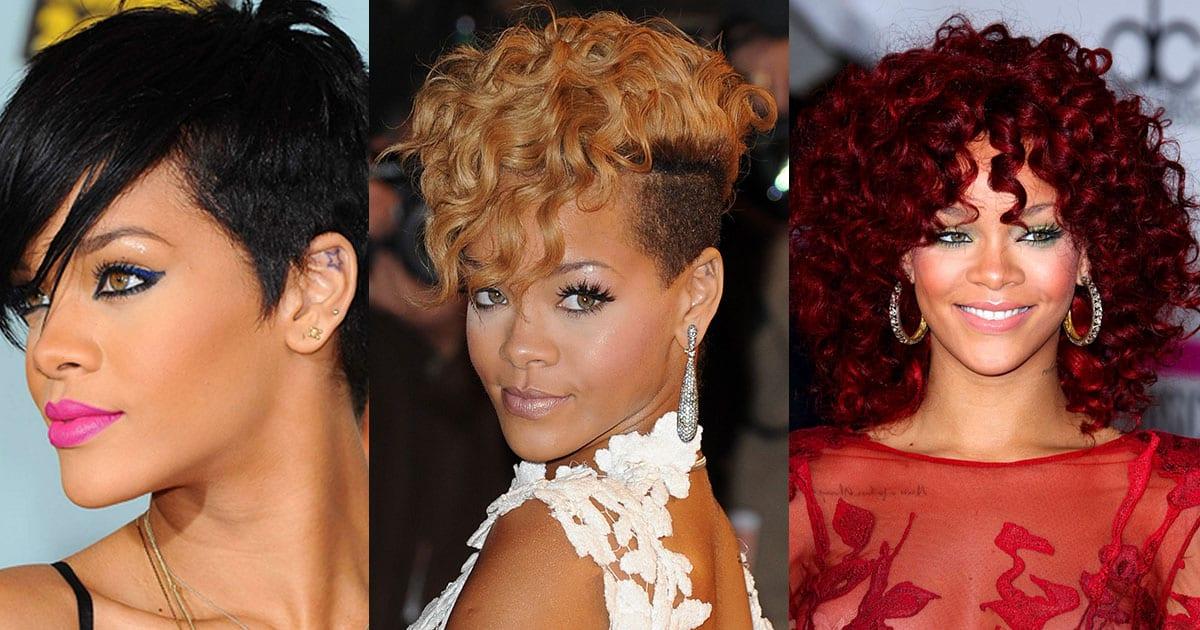 Read more about the article 30 coiffures de Rihanna qui nous inspirent