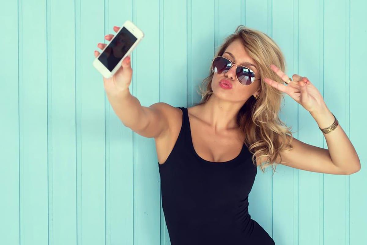 selfie-femme-lunette