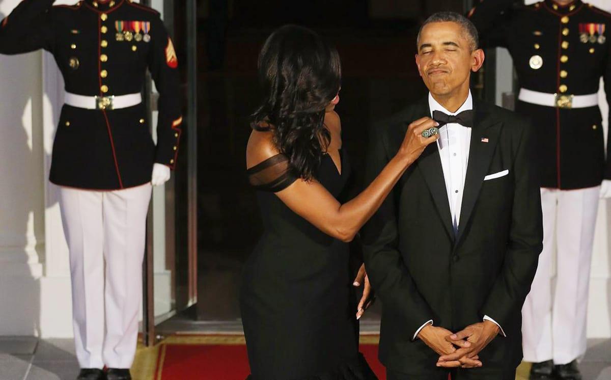 UPGRADE U : Comment Michelle Obama a changé la vie de Barack