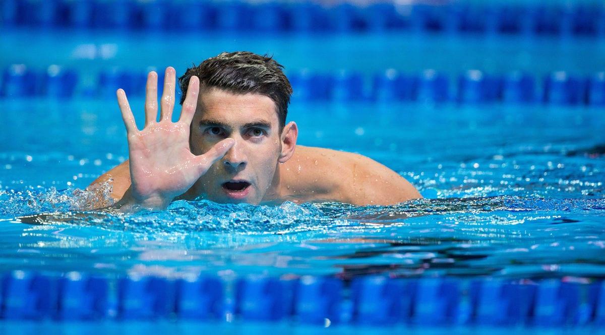 Les 5 conseils de Michael Phelps pour atteindre le succès