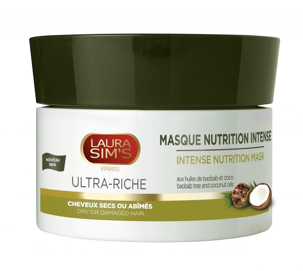 masque nutrition