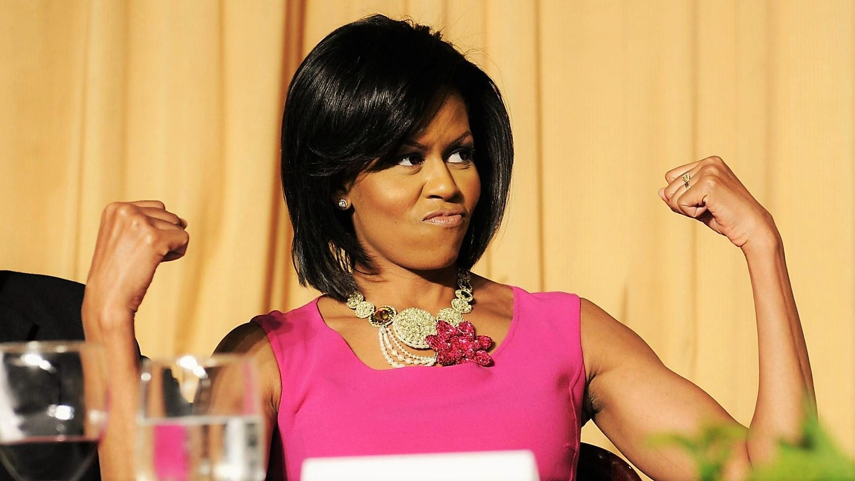 Michelle Obama : Comment améliorer ta confiance et ton estime de TOI !