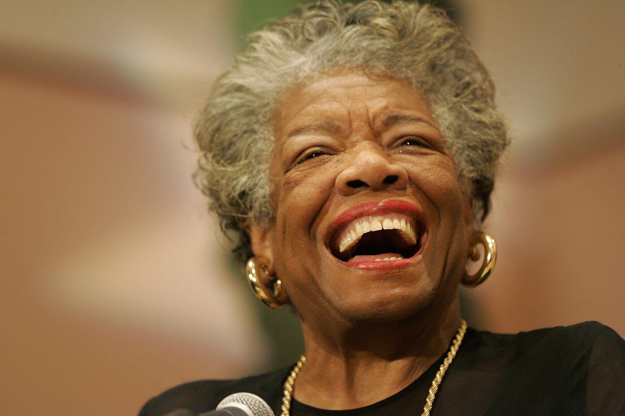 11 Façons Dont Maya Angelou Nous a Appris a Être une Meilleure Femme