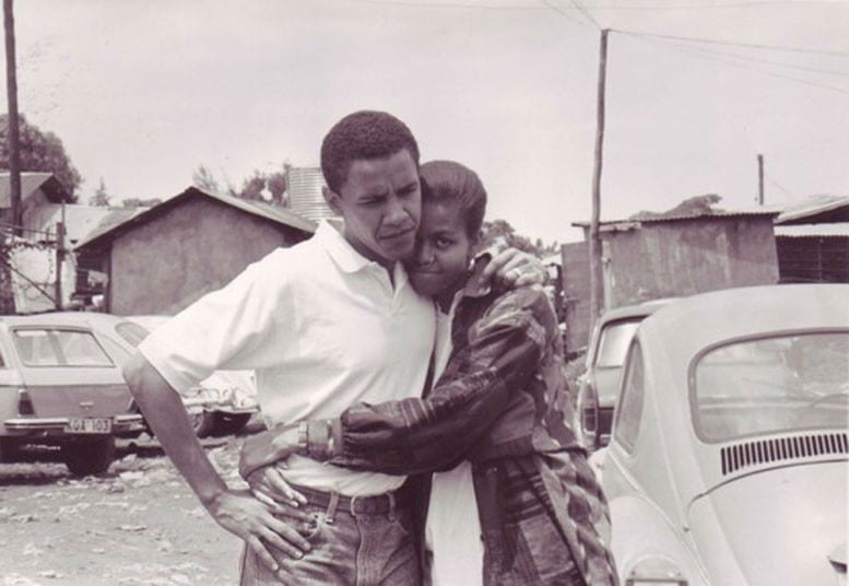 Michelle-Barack Obama