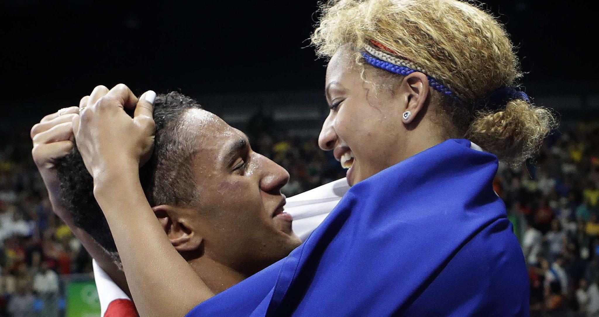 RIO 2016 – 3 raisons qui fontqu'Estelle Mossely et Tony Yoka forment un couple en OR