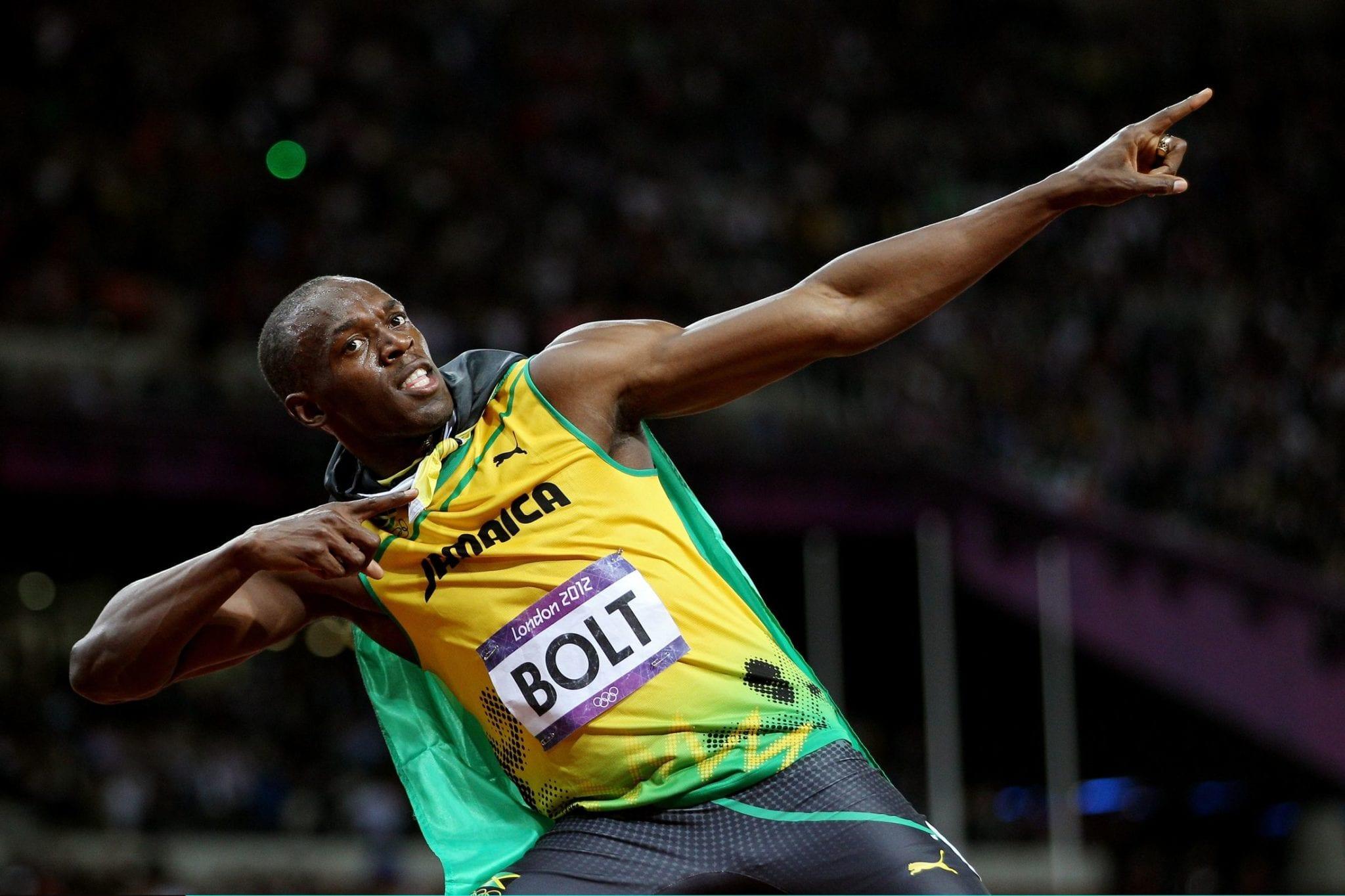 Les 10 citations les plus inspirantes de la légende Usain Bolt