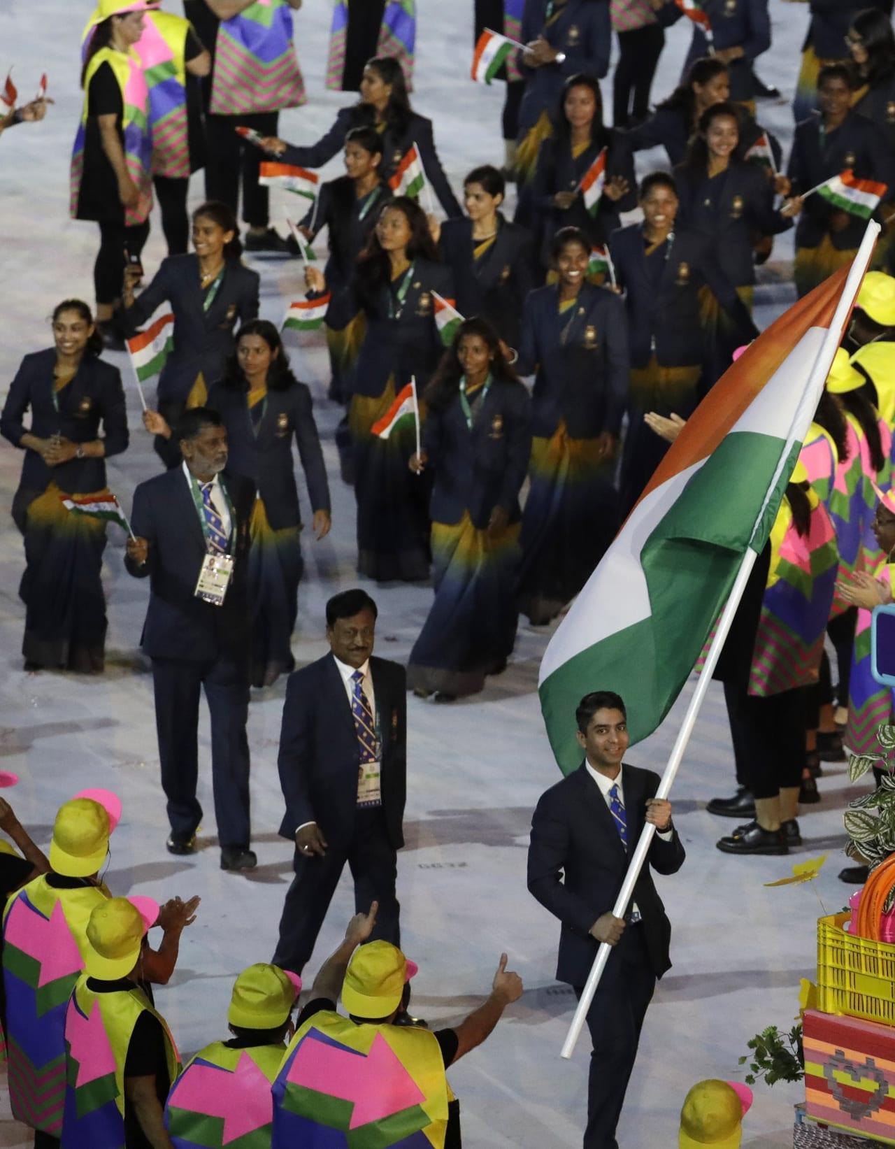 AP RIO OLYMPICS OPENING CEREMONY S OLY BRA