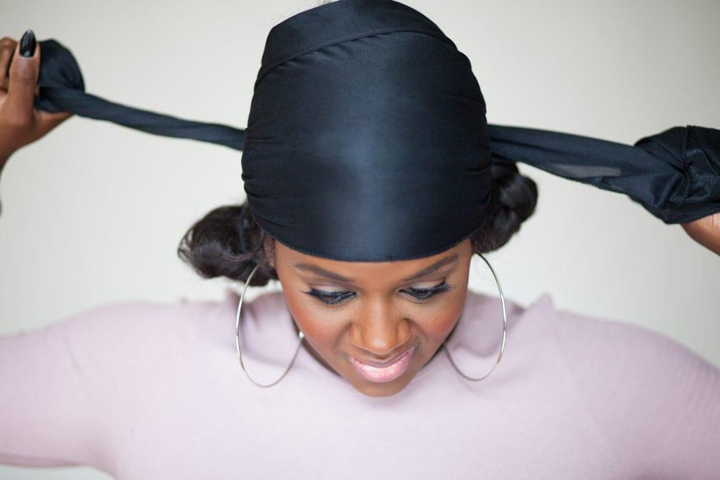 foulard tissage